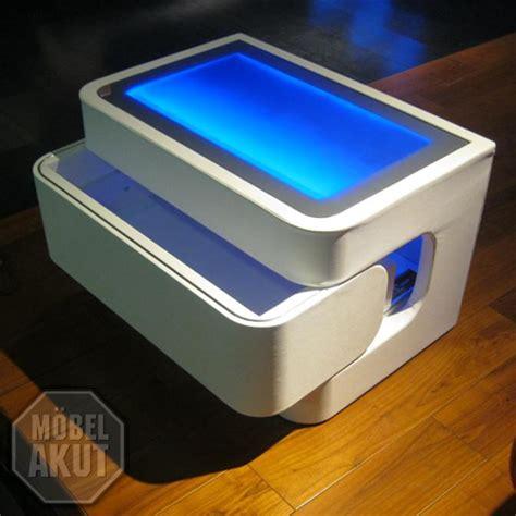 nachtkonsole led nachtkonsole nighty in wei 223 und led beleuchtung neu ebay