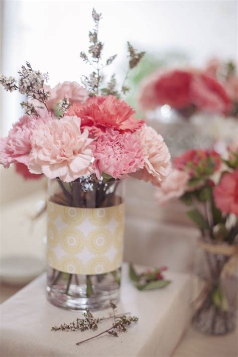 25 best ideas about pink carnations on pinterest carnation centerpieces lace centerpieces