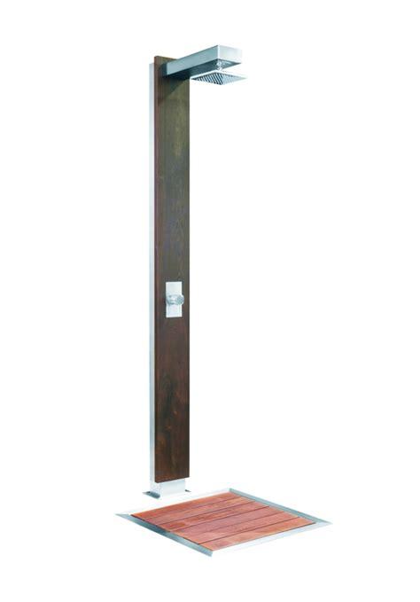 docce per esterno doccia da esterno pluvium sport industry directory
