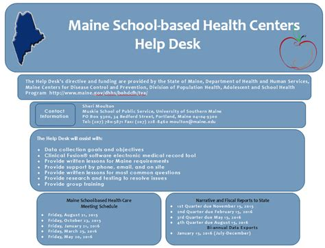augusta help desk maine based health center help desk