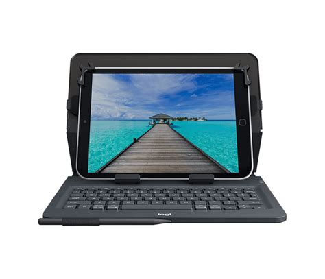 Universal Keyboard Protector For Notebook 10 T1910 4 logitech universal keyboard folio for 9 10 quot tablets