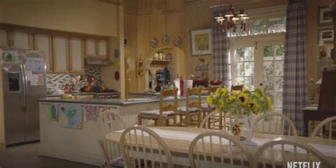 Granite Dining Room Sets by Full House V Fuller House Comparing The Iconic