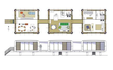 Modern Architecture Floor Plans Loftcube Tiny Prefab Mobile Loft Idesignarch