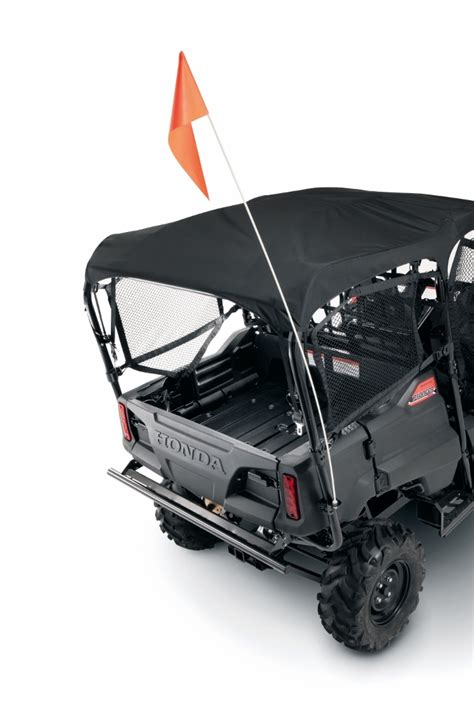 side by side accessories 2016 2018 honda pioneer 1000 parts accessories review