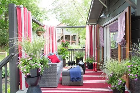 Hgtv Backyard Giveaway by Step Out Meant To Function As Another Room The Deck