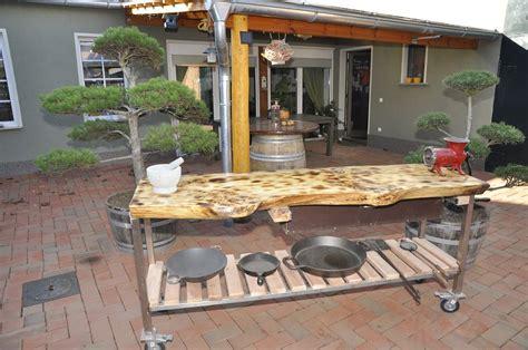 der arbeitstisch sens outdoor grills - Entwerfen Sie Eine Outdoor Küche