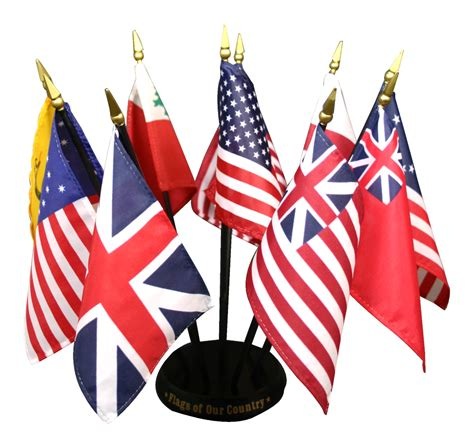 Buy Statesman American Flag Set Historical American Flags Buy Historic Flags On Sale