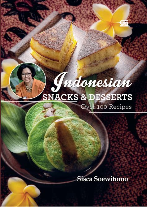 Indonesia Snack Desserts 100 Recipes books