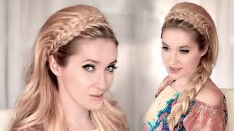 lilith moon josephine hairstyle tutoriol tuto coiffure tresse serre t 234 te retro chic soir 233 e mariage