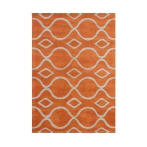home depot area rugs 5x8 apricot orange 5 ft x 8 ft area rug ay189 5x8 the home depot