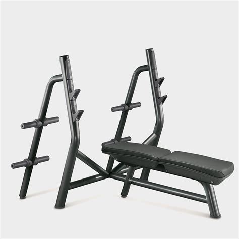 Technogym Bench Press element flat olympic weight bench technogym