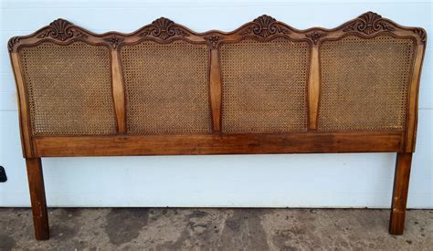 cane headboards king size country french cane king size headboard haute juice