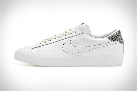 nike x fragment court tennis classic shoe uncrate