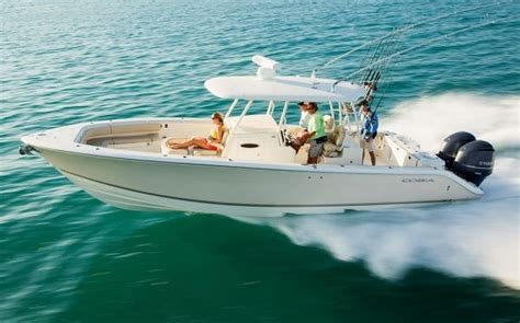 center console boats with stepped hull six stepped hull center consoles sport fishing gone