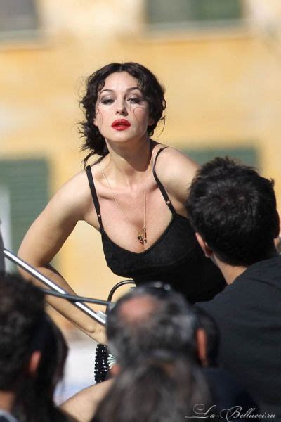 monica bellucci vs sophia loren monica bellucci for dolce gabanna 2011 loren