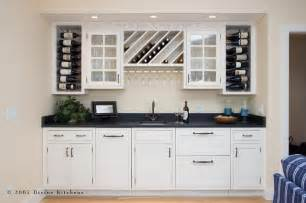 kitchen cabinet wine rack ideas kitchens llc