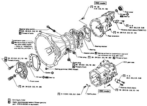 free download parts manuals 2000 nissan pathfinder transmission control nissan automatic transmission diagram nissan free engine image for user manual download