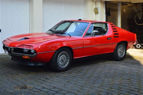 Alfa Romeo Montreal For Sale by 1972 Alfa Romeo Montreal For Sale On Bat Auctions Closed