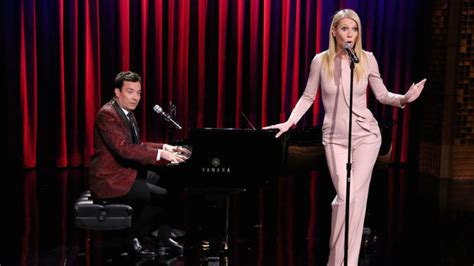 gwyneth paltrow sings broadway versions of rap songs quot birdman quot quot budapest quot top oscar nominations with 9 nods