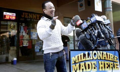 Mega Millions Sweepstakes Winners - 648m mega millions jackpot winner steve tran claims