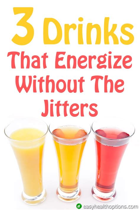 energy drink jitters 3 energy drink alternatives that energize without the