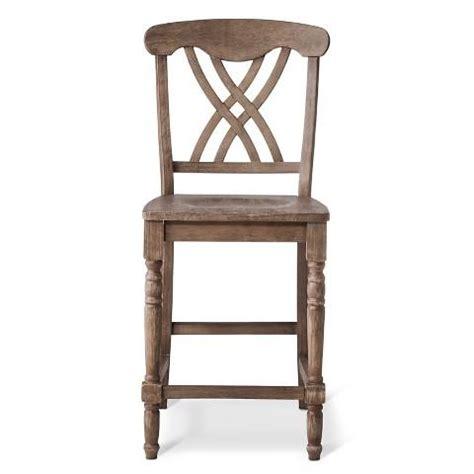 wood block bar stool farmhouse butcher block kitchen island dining room