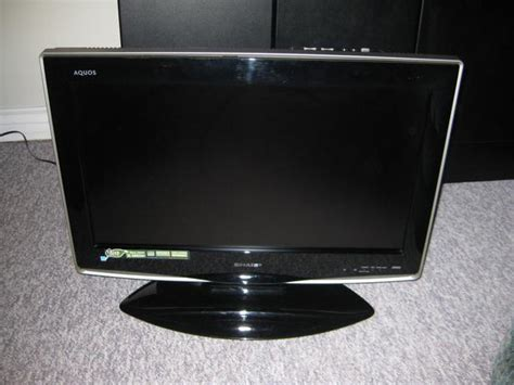 Tv Sharp Aquos 24 Inch Bekas sharp aquos 26 in lcd tv 720p new price esquimalt view royal