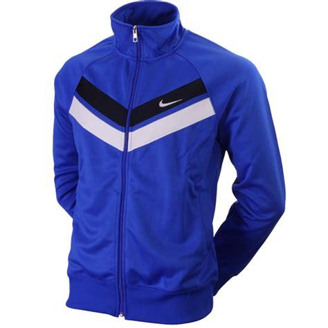 Tracktop Nike As Striker nike athletic dept striker track top jacket blue white