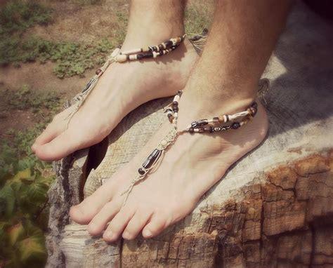 mens barefoot sandals hippie festival barefoot sandals for mojo s free spirit