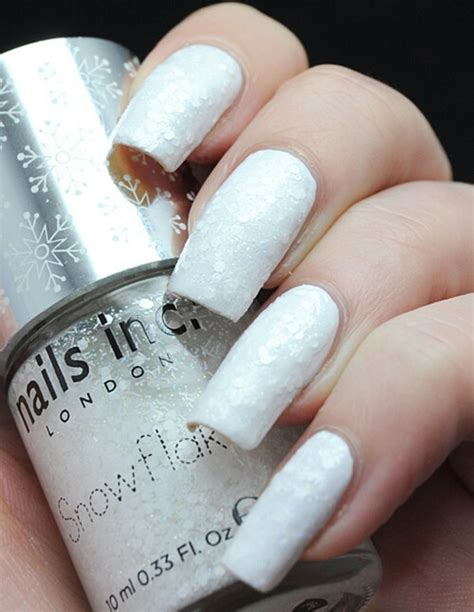 Modele Ongle En Gel Blanche by Ongles Manucure Hiver