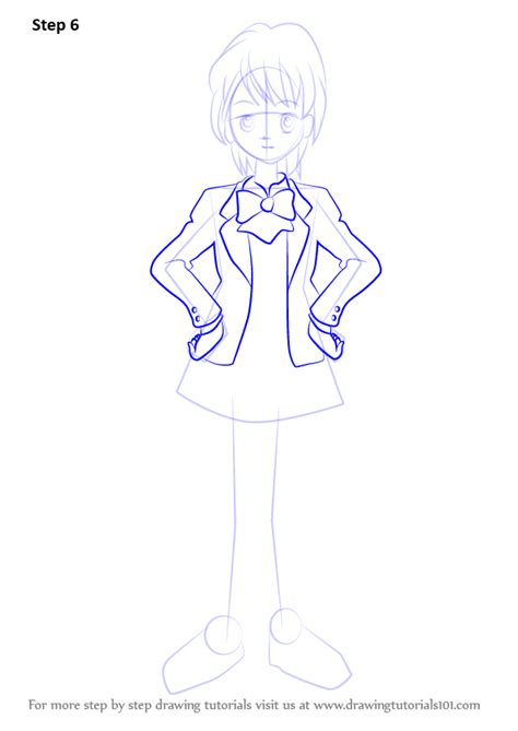 Zeemarathi Drawing Competition by Learn How To Draw Misumi Nagisa From Pretty Cure Pretty