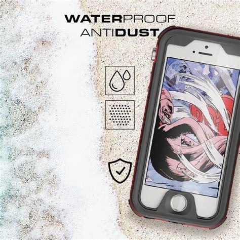 iphone 8 7 plus waterproof ghostek 174 atomic 3 0 gold series