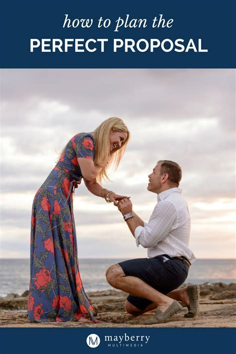 How to Plan the Perfect Marriage Proposal   Mayberry
