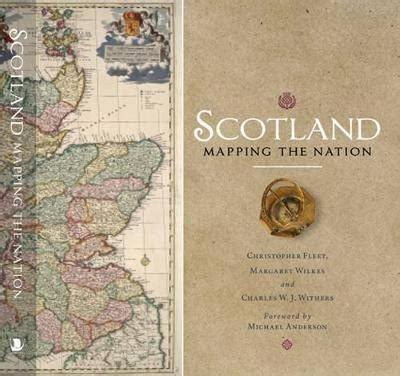 scotland mapping the nation books from scotland