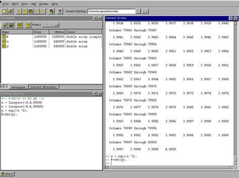 matlab tutorial vector matlab print variable to screen