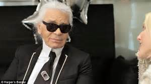 Do You Prefer This Ethereal Chanel In Real Or World by Even Karl Lagerfeld Can T Spot A Real Chanel Jacket From A