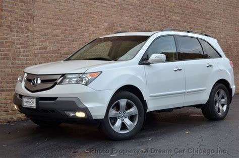 acura mdx 2008 cars for sale