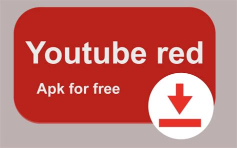 download youtube red videos to computer youtube red android apk free download update version