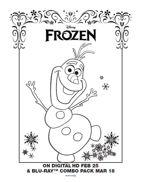 frozen coloring book pdf free coloring pages of frozen pdf