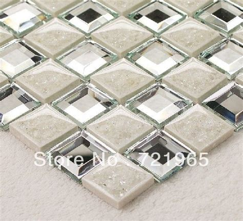 mirror backsplash tile best 25 mirror tiles ideas on antique mirror