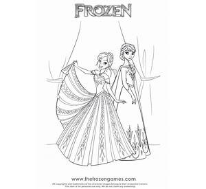 frozen fever coloring pages free printable coloring - Frozen Fever Coloring Pages