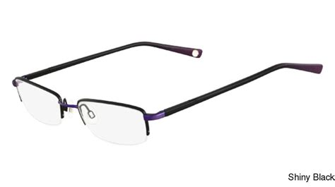 buy flexon elastic semi rimless half frame prescription