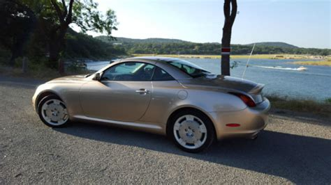 lexus sc430 gold lexus sc430 gold exterior saddle interior