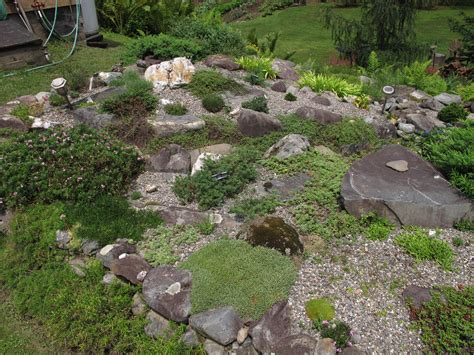 rock garden successful rock gardens henry homeyer