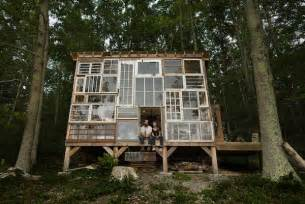 500 diy freedom cabin quit their and build
