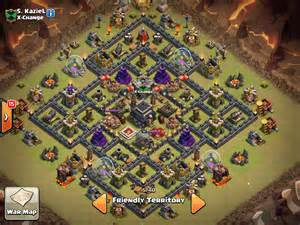 War town hall 9 base sweeper