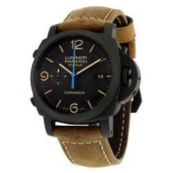 Panerai Watches Panerai Luminor 1950 3 Days Chrono Flyback Black