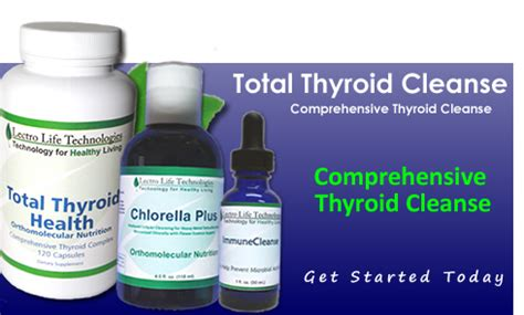 How To Detox And Increase Thyroid by Total Thyroid Cleanse