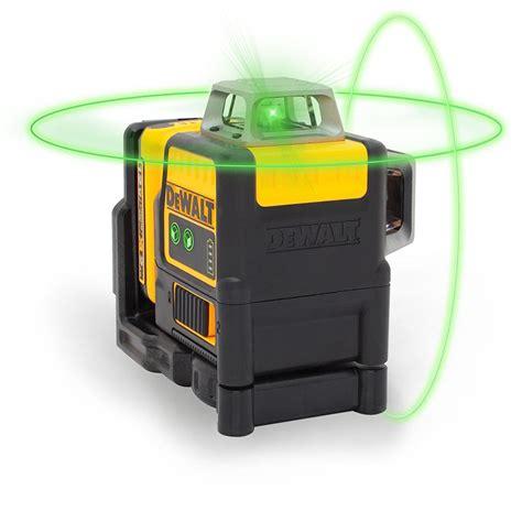 DEWALT 12 Volt MAX Lithium Ion 2 x 360 Line Laser DW0811LG