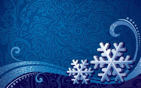 vector pattern background blue snowflake patterns vector art blue background wallpaper